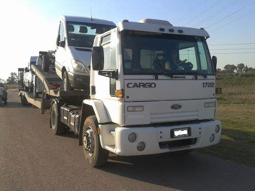 Clasificados La Voz Del Camionero 2 0 Ford Cargo 1722